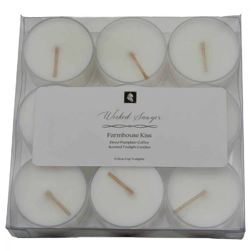highly scented candles